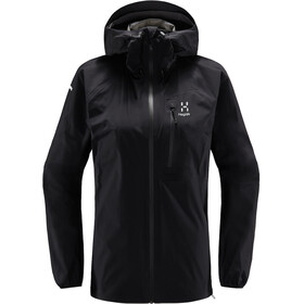 Haglöfs L.I.M Jacket Women, true black
